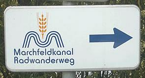 Marchfeldkanal-Radwanderweg